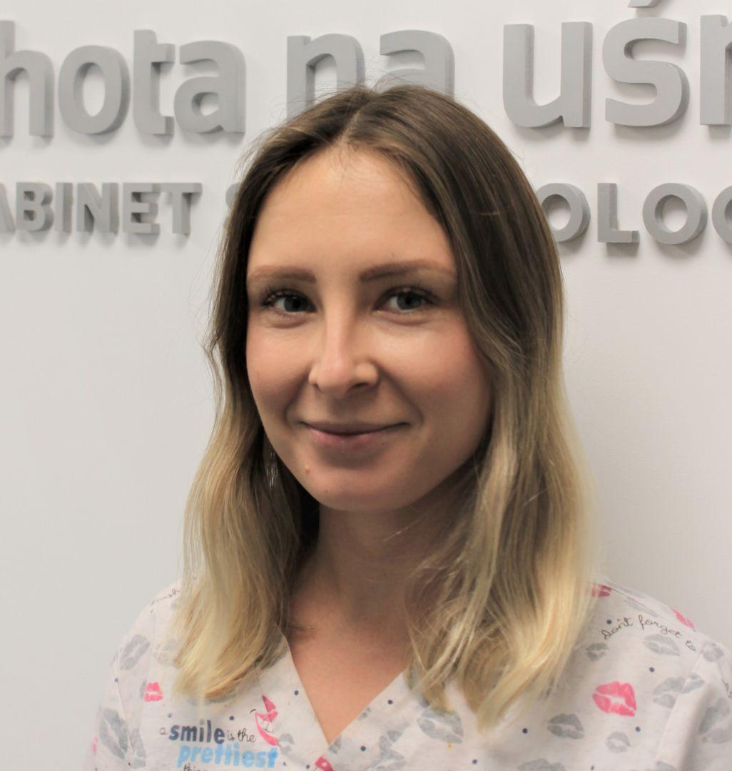 Aneta Buczko Ochota na uśmiech