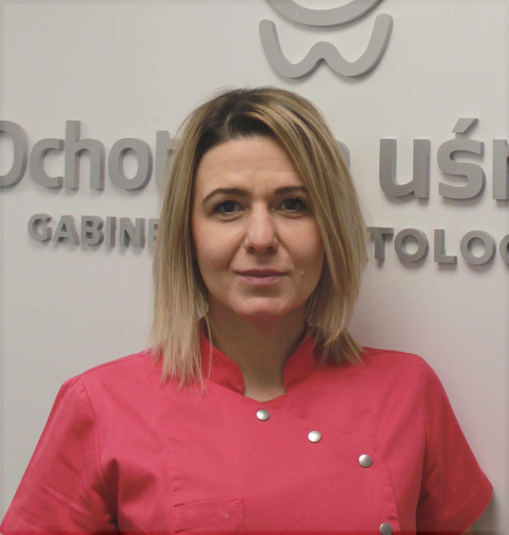 Katarzyna Skowron Ochota na uśmiech