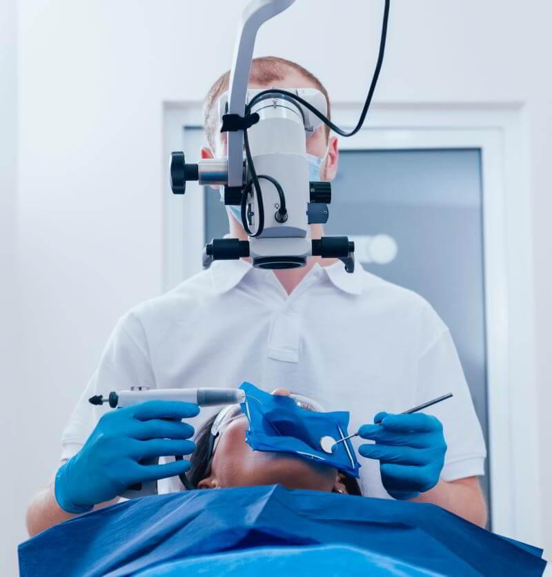 Endodoncja czyli leczenie kanałowe